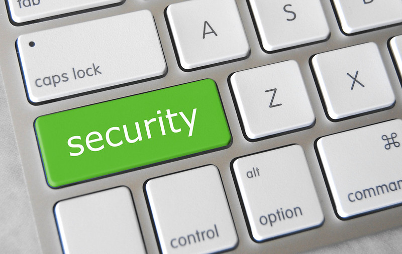 Security Policy on apple keyboard