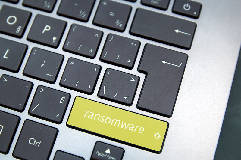 Ransomware and phishing attack on city of new orleans