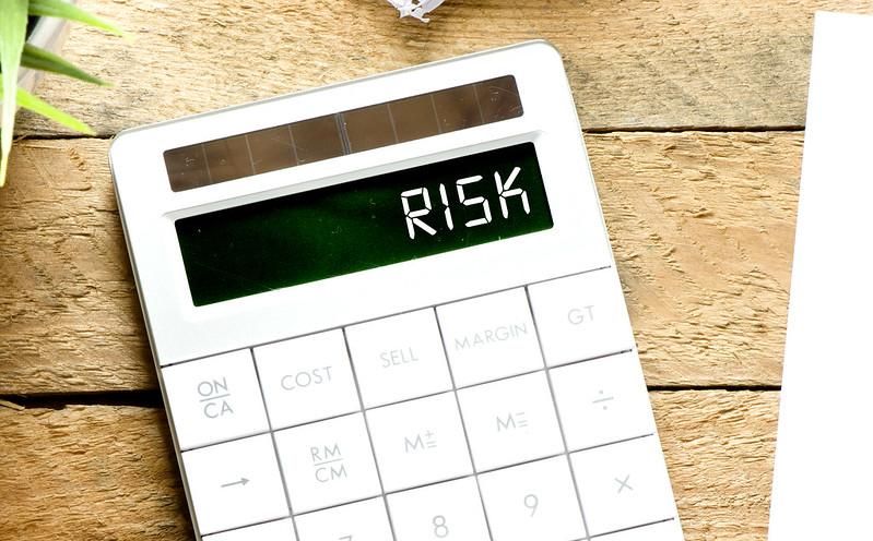 Risk Assessment on calculator