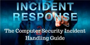 Incident Response is all about Planning