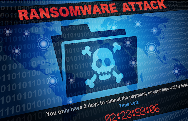 Ransomware attack in Richmond Michigan Schools