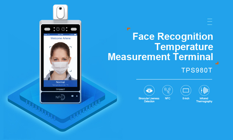 coronavirus facial recognition software