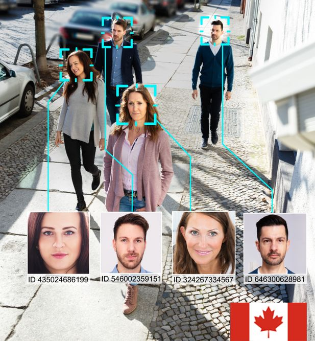 Clearview AI usage in Canada becomes illegal.