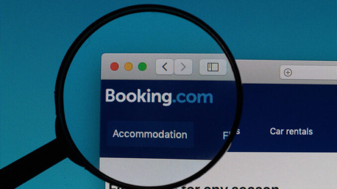 booking.com breach