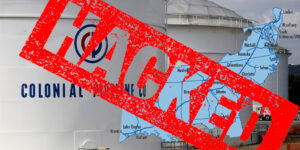 colonial pipeline hacked