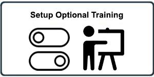 optional training icon