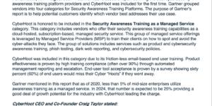 cyberhoot august press release