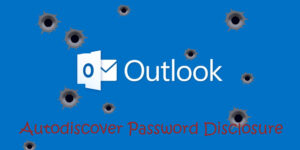 Outlook Password Flaw in Autodiscover