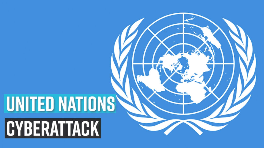 united nations hacked